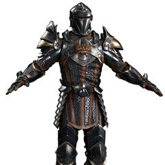 Grey Warden's armor from Warden's Calling trailer