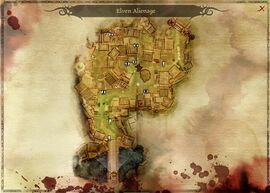 Map-The Denerim Alienage