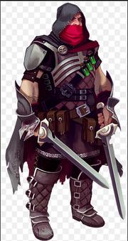 DA RPG Set 3 Rogue