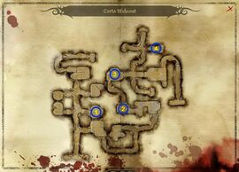 Map-Carta Hideout 2