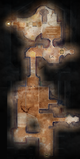 Old Temple Map