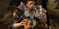 Grey Warden Hand Puppet