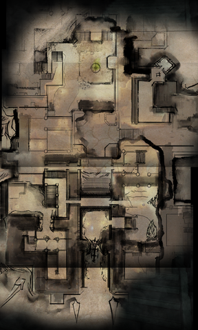 File:Adamant Fortress Lower Level Map.png