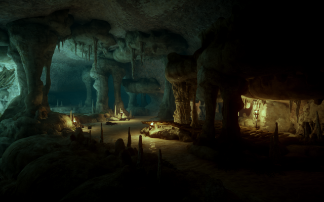 File:Flooded Caves - Second Level.png