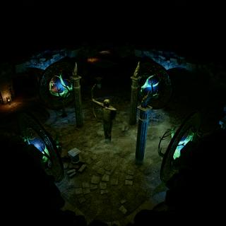The elven shrine
