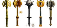 Maces (Origins)