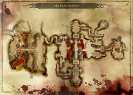 Map-The Dead Trenches