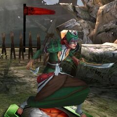 Briala in <i>Heroes of Dragon Age</i> (Tier IV)