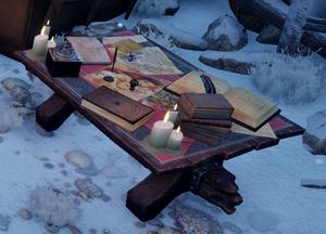 Requisition table - Emprise