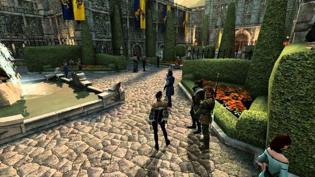 File:Chateau Haine Courtyard.jpg