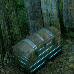 A Lyrium Storage Chest