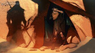 Inquisition Hermit concept