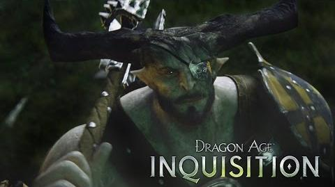 DRAGON AGE™ INQUISITION Official Trailer – The Iron Bull