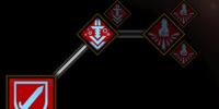Warmonger talents