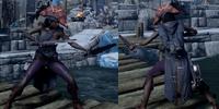 Isabela's Dueling Leathers (Rivaini)