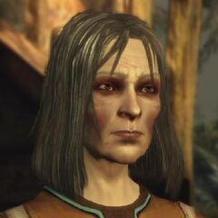 Flemeth in <i>Dragon Age: Origins</i>
