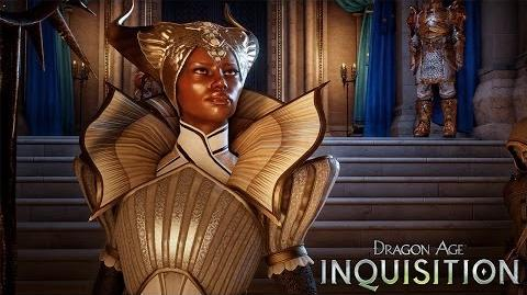 Dragon age inquisition Characters Trailer - All Characters-0