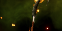 Enchanter Fire Staff