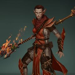 Neria in <i>Heroes of Dragon Age</i>
