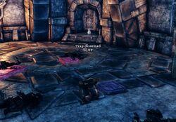 Sigrun kal-hiroth disarm trap xp
