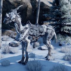 Mountain Dracolisk