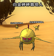 Saibaman fly
