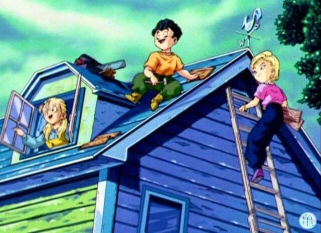 File:Marron Krillin and Android 18.jpg