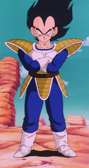 Image result for vegeta dbz