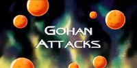Gohan Attacks