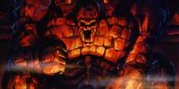 Konats' Demon God