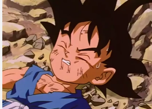 File:Gt kid goku beat up and haff dead.png