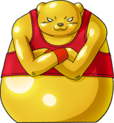 Winnie the Pooh Beast Mode