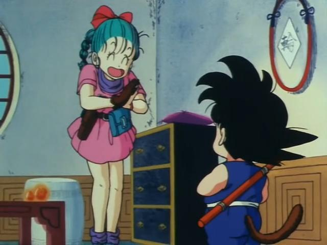 File:Bulma telling goku he can keep his 4 star DragonBall.jpg