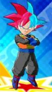 KF SSB Vegeta (SSG Goku)