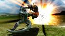 Frieza attacking Goku Zenkai Royale