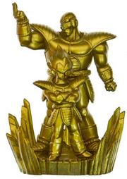 Megahouse-3.1inch-Nappa-Vegeta-gold-capsuleneo-saiyanreturn