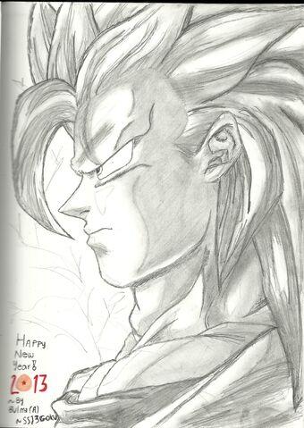 File:SSJ3 Goku by MsBulma.jpg