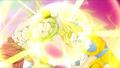 DB Fusions EX-Fusion Dance Broly & Goku (Opening Cutscene - Ha!)