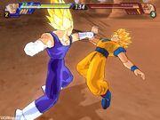 Dragon Ball Z Budokai Tenkaichi 3 -PS2Screenshots17064Sonic Sway 07