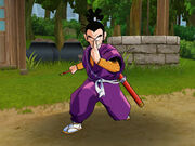Dragon-ball-revenge-of-king-piccollo-ninja-murasaki-character-artwork