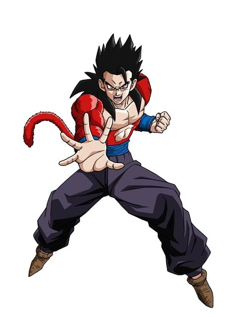 Gohan super saiyajin 4 dragon ball wiki fandom powered - Son gohan super saiyan 4 ...