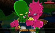 DB Fusions Dodoria Monster Throw (Special Move - Pic 1)