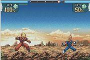 Goku ve Vegeta SSW