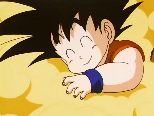 File:Awwwwwwwwwwww Chibi Goku sooo kawaiiiii atarashi Kinto Un!.png