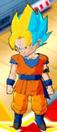 KF SS3 Goku (SSB Goku)