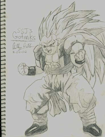 File:Gotenks SSJ3 Drawing.jpg