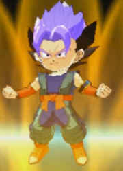 DB Fusions EX-Fusion Character EX Gotenks (Goten + Trunks)