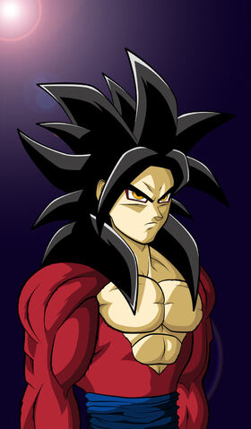 File:Goku ssj 4 Colour by Hitmanrulzs22.jpg