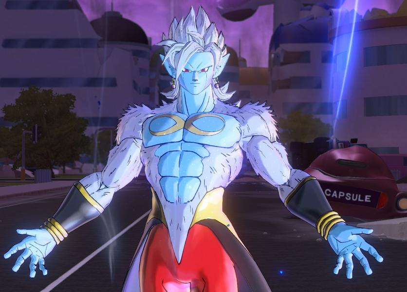 Warrior From The Demon World Saga Dragon Ball Wiki