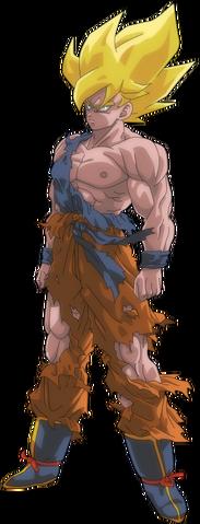 File:Goku SSJ Namek by shadsonic2-1-.png